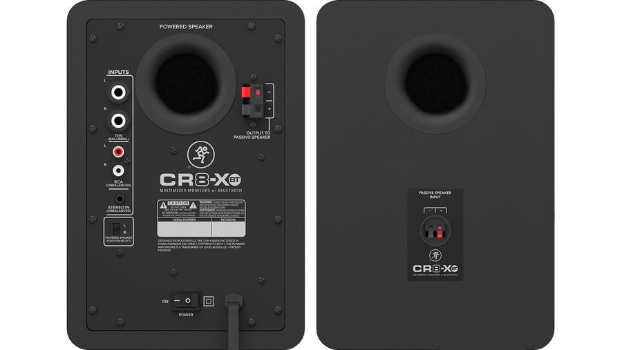 Altoparlante posteriore CR8-XBT
