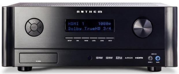 Ampli-tuner AV Anthem MRX710