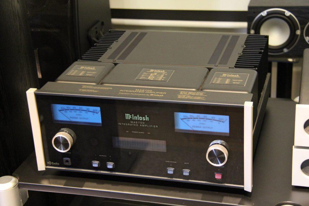Amplificatore MCIntosh MA 6700