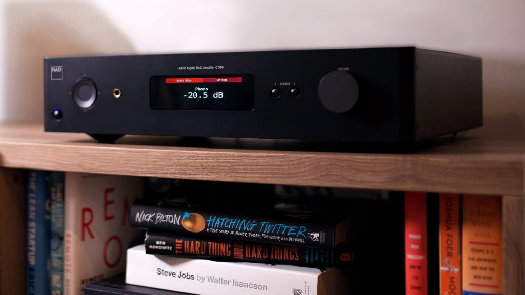 Amplificatore NAD-C368