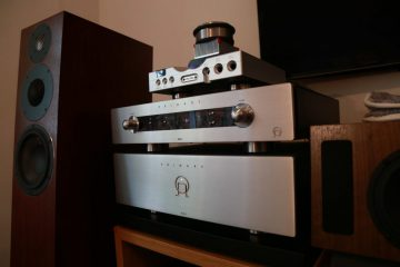 Amplificatore primario Pre-35