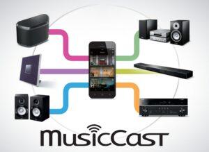 Applicazione MusicCast