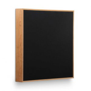 Available with 8mm wooden frame, natural pine or painted colors (1)