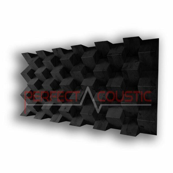 Colore diffusore acustico piramide
