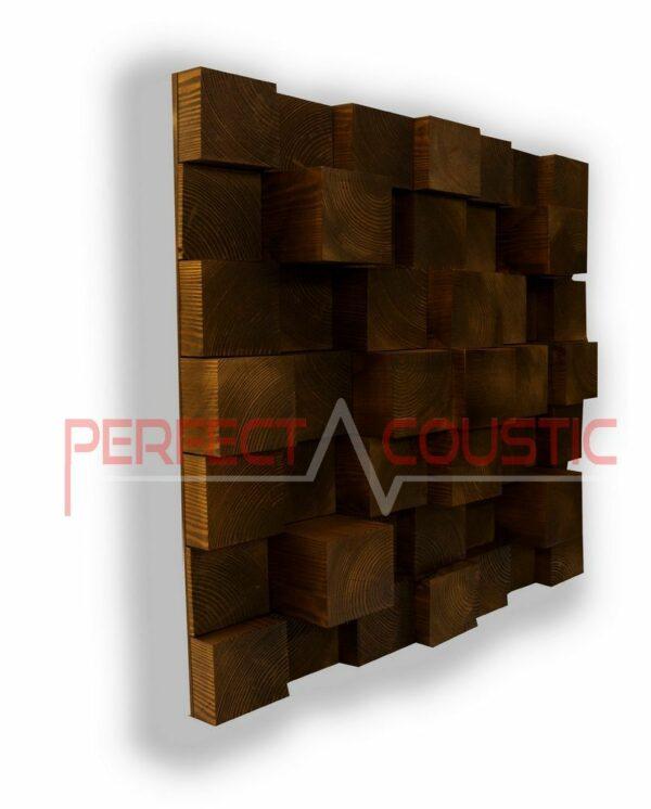 Diffusore acustico cubico natur (3)