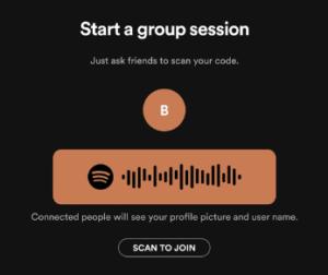 Funzione riunione di gruppo