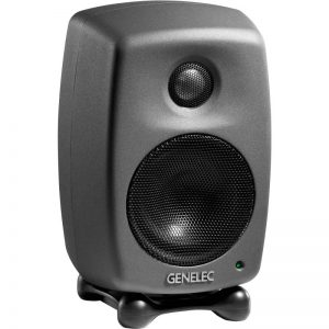 Genelec-Monitor-Front