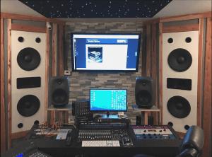 Genelec monitor