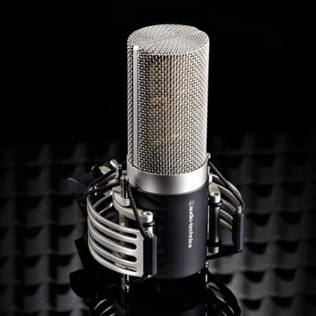 Immagine principale del microfono Audio-Technica-AT5040.