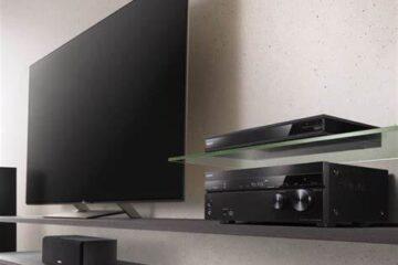 Immagine principale del ricevitore Sony STR-DN1080