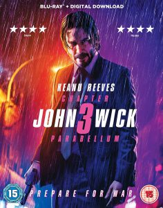 John Wick terzo poster del filmato