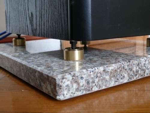 Lastre per altoparlanti Lastre di granito e calcare