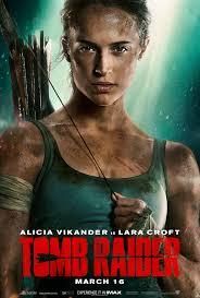 Locandina del film di Tomb Raider