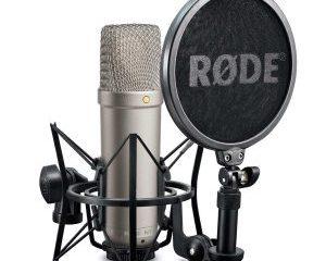 Microfono lo studio Rode NT1A