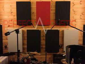 Pacchetti di misura acustica.pannelli fonoisolanti