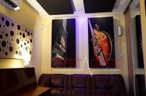 Pannelli acustici a parete
