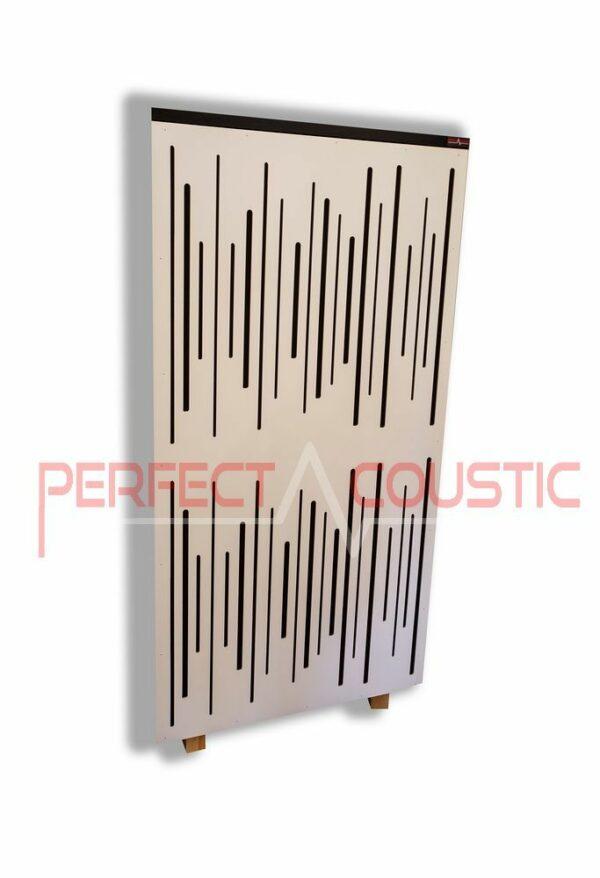 Pannello acustico con colore diffusore