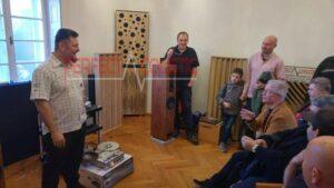 Pannello acustico in villa Barabas (2)