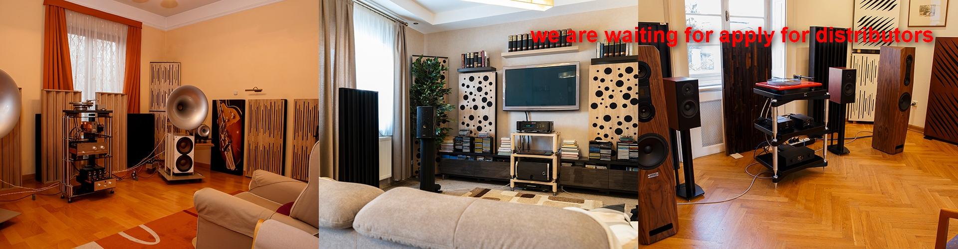 Perfect Acoustic-Diffusori acustici