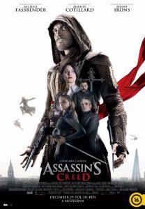 Poster del film di Assassin's Creed