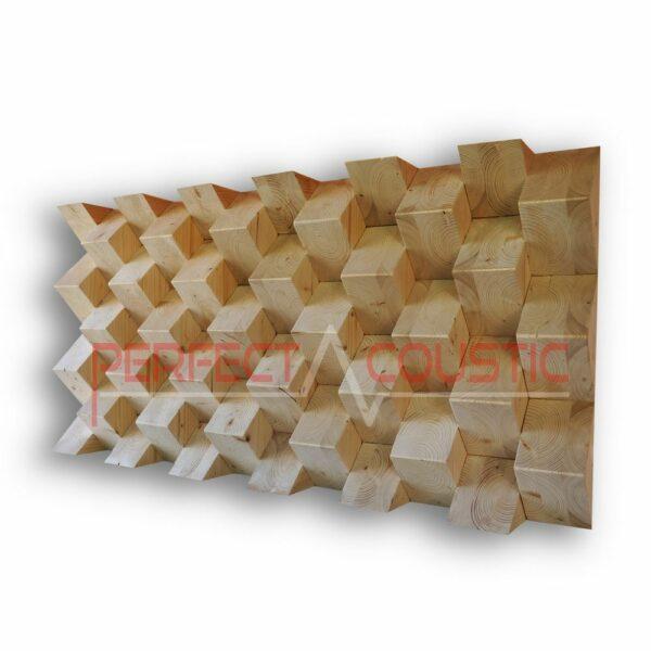 Pyramid diffusore acustico colore (2)