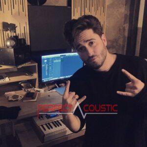 Quiz reale con pannello acustico acustico perfetto e bass trap