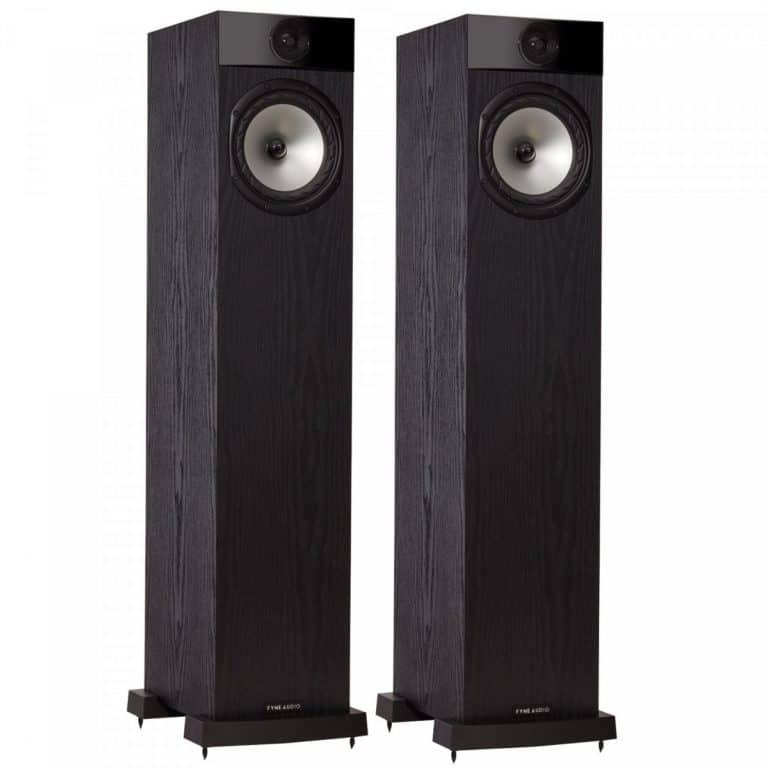 Recensione dell'altoparlante Fyne Audio F302