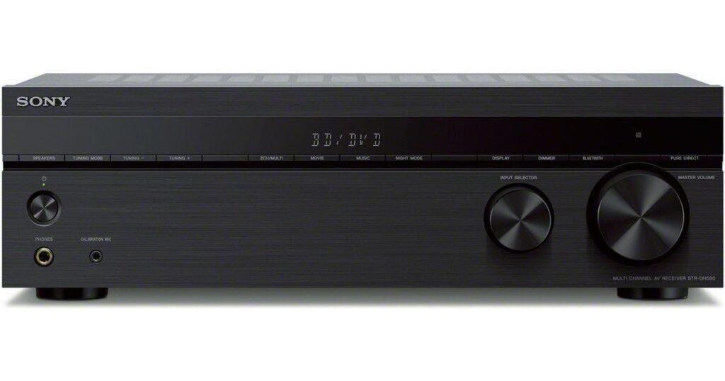 Ricevitore AV Sony-STR-DH590