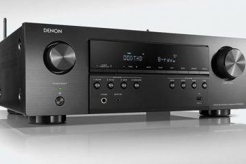 Ricevitore Denon AVR-S650H