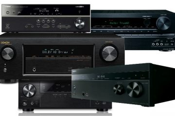 Ricevitore home theater