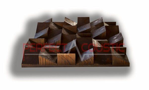 Tipo di diffusore acustico in legno (3)