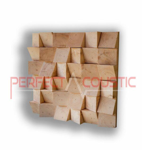 Tipo di diffusore acustico in legno (4)