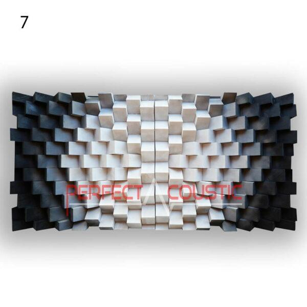 art wall panel diffuser 7.