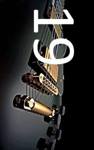chitarrista con elementi acustici fotografici