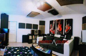 design acustico per home theater con assorbitore di bassi (3)