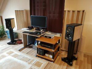design acustico per home theater con diffusore pannello frontale diffusore acustico (3)