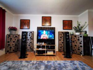 Diffusori acustici 3d