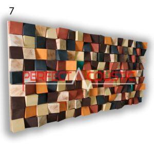 diffusore art 7 campioni di colore, frontale. (5)