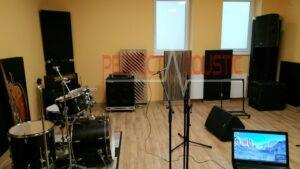 diffusore pannelli frontali pannelli acustici in studio (2)