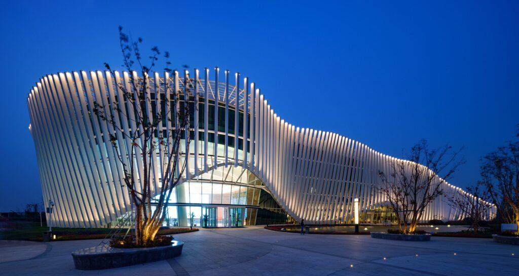edificio parametrico