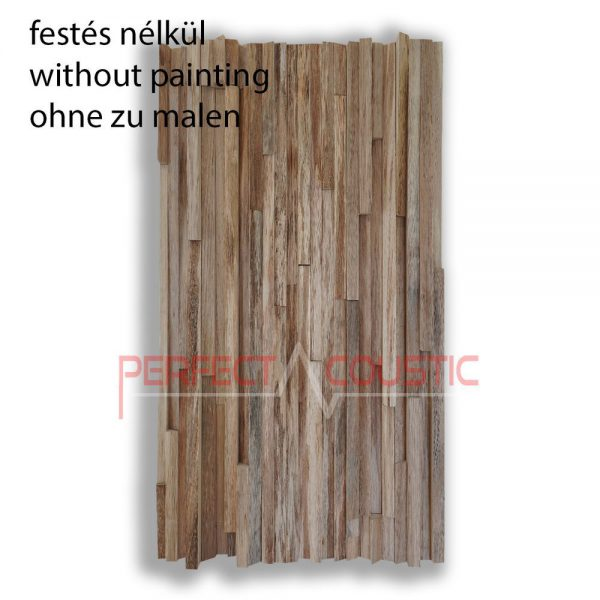 modello di diffusore acustico in legno di quercia (2)