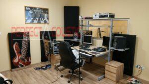 pannello frontale diffusore pannelli acustici in studio (3)