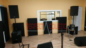 pannello frontale diffusore pannelli acustici vicino al muro (2)