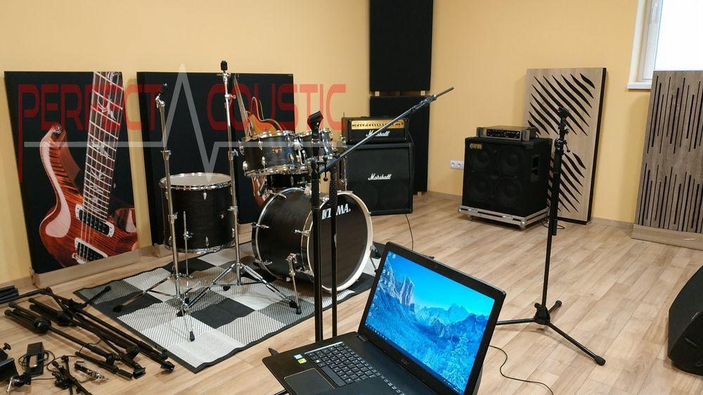 pannello frontale diffusore pannelli acustici vicino al muro (3)-Pacchetti di misura acustica