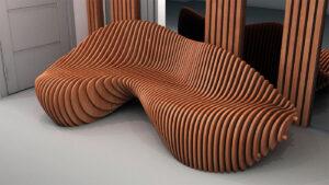 progettazione parametrica di mobili