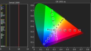 qn90a spazio colore