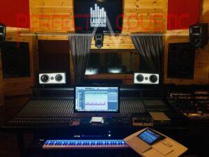 studio acustico con elementi fonoassorbenti (2)