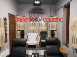 trattamento acustico di Perfect Acoustic